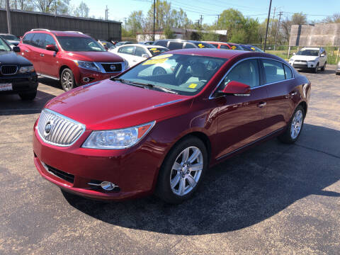 2011 Buick LaCrosse for sale at Smart Buy Auto in Bradley IL