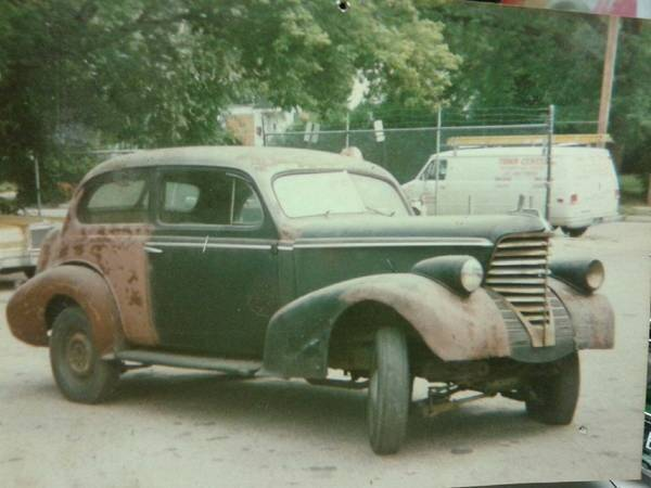1938 Oldsmobile Sedan for sale at Haggle Me Classics in Hobart IN