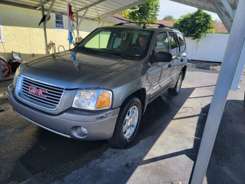 2006 GMC Envoy for sale at ANYTHING ON WHEELS INC in Deland FL