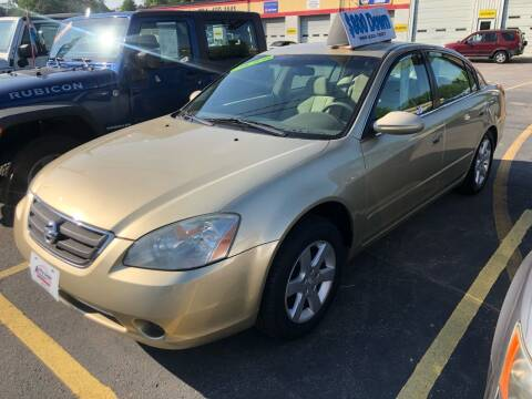 2002 Nissan Altima for sale at Affordable Autos at the Lake in Denver NC