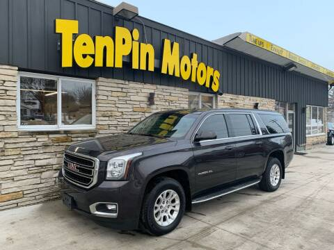 2015 GMC Yukon XL for sale at TenPin Motors LLC in Fort Atkinson WI