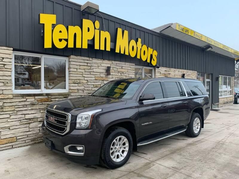 2015 GMC Yukon XL for sale at TenPin Motors LLC in Fort Atkinson WI