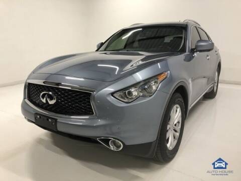 2017 Infiniti QX70 for sale at AUTO HOUSE PHOENIX in Peoria AZ