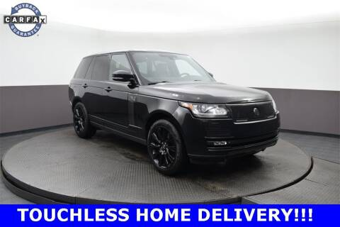 2013 Land Rover Range Rover for sale at M & I Imports in Highland Park IL