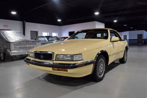 1991 Chrysler TC for sale at Jensen's Dealerships in Sioux City IA