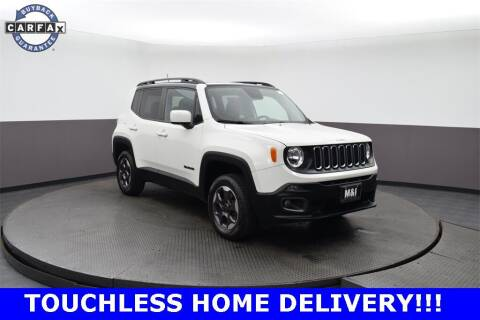 2015 Jeep Renegade for sale at M & I Imports in Highland Park IL