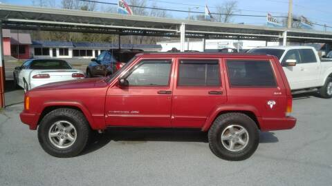1998 Jeep Cherokee for sale at Lewis Used Cars in Elizabethton TN
