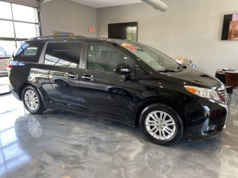 2013 Toyota Sienna for sale at Crossroads Car & Truck in Milford OH