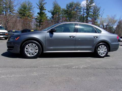 2015 Volkswagen Passat for sale at Mark's Discount Truck & Auto Sales in Londonderry NH