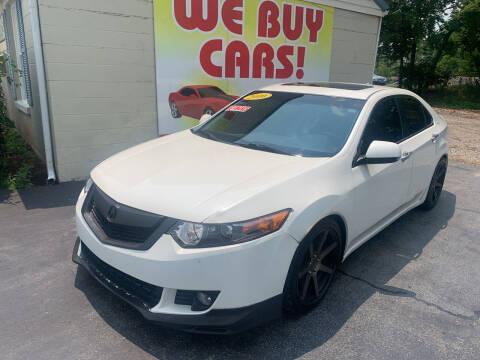 2010 Acura TSX for sale at Right Price Auto Sales in Murfreesboro TN