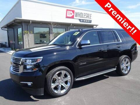 2017 Chevrolet Tahoe for sale at Wholesale Direct in Wilmington NC