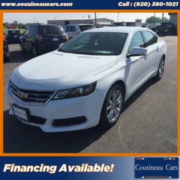 2016 Chevrolet Impala for sale at CousineauCars.com in Appleton WI