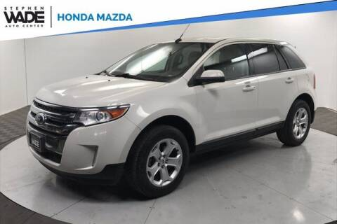 2013 Ford Edge for sale at Stephen Wade Pre-Owned Supercenter in Saint George UT