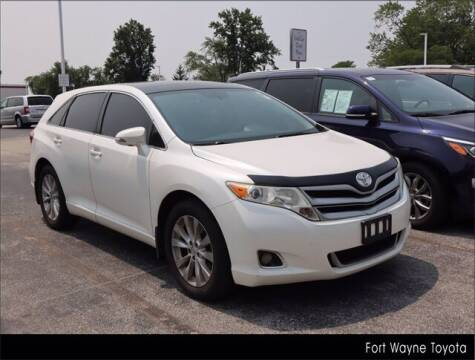 2013 Toyota Venza for sale at BOB ROHRMAN FORT WAYNE TOYOTA in Fort Wayne IN
