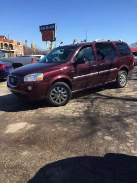 2006 Buick Terraza for sale at Big Bills in Milwaukee WI