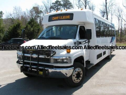 2008 Chevrolet C5500 Goshen Bus for sale at Allied Fleet Sales in Saint Charles MO