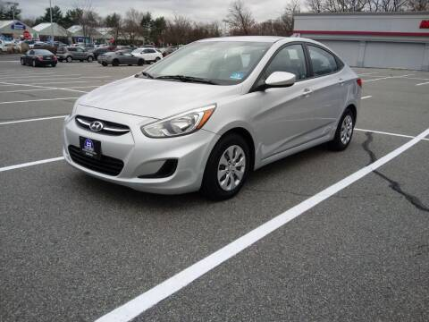 2015 Hyundai Accent for sale at B&B Auto LLC in Union NJ