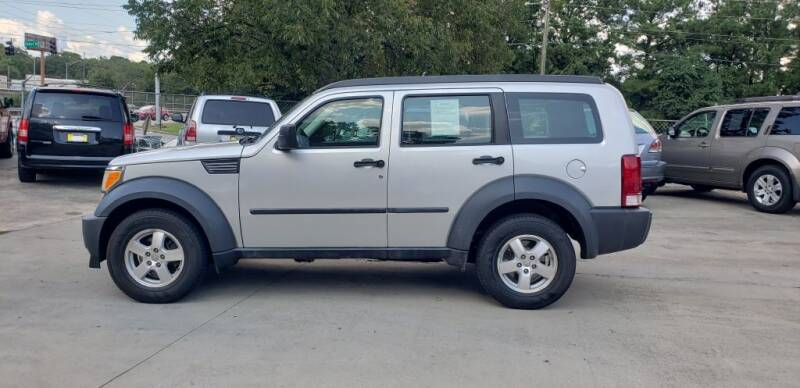 2008 Dodge Nitro for sale at On The Road Again Auto Sales in Doraville GA