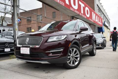 2019 Lincoln MKC for sale at HILLSIDE AUTO MALL INC in Jamaica NY