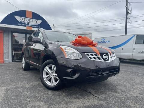 2012 Nissan Rogue for sale at OTOCITY in Totowa NJ