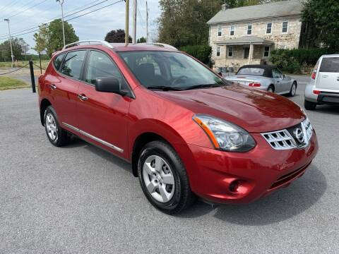 2015 Nissan Rogue Select for sale at M4 Motorsports in Kutztown PA