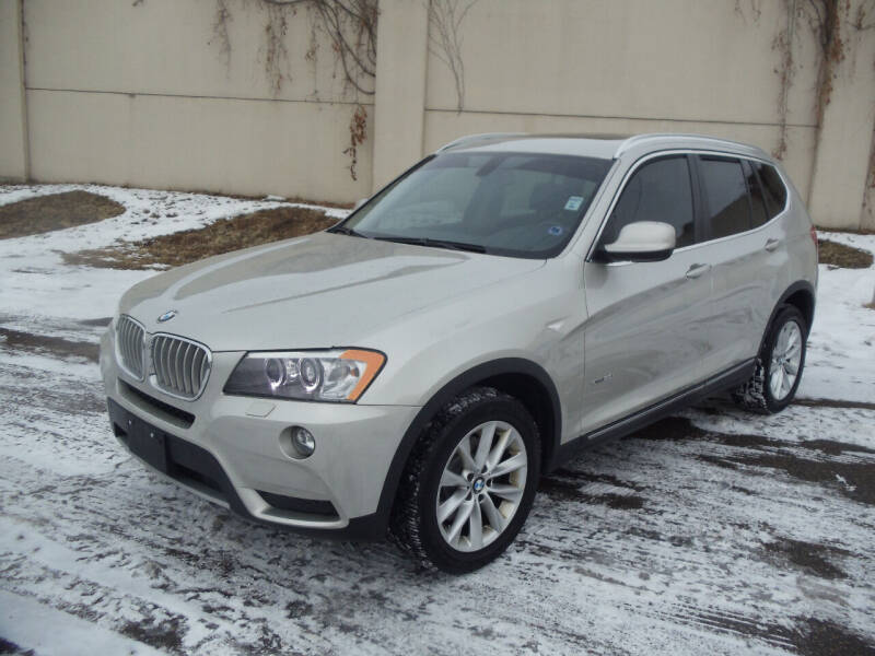 2014 BMW X3 for sale at Metro Motor Sales in Minneapolis MN