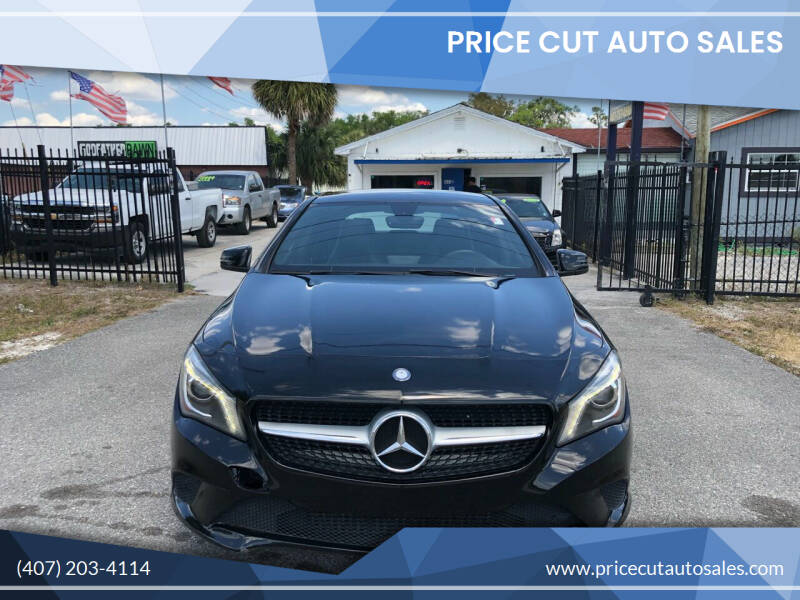 2014 Mercedes-Benz CLA for sale at Price Cut Auto Sales in Orlando FL