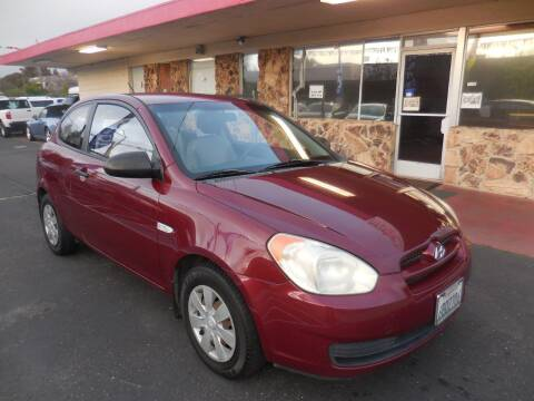 2007 Hyundai Accent for sale at Auto 4 Less in Fremont CA