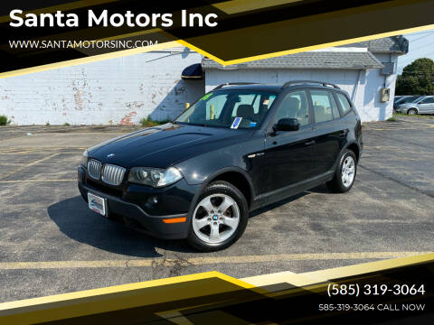 2008 BMW X3 for sale at Santa Motors Inc in Rochester NY