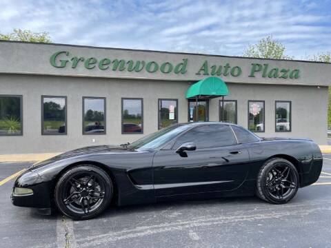 1999 Chevrolet Corvette for sale at Greenwood Auto Plaza in Greenwood MO