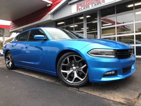 2016 Dodge Charger for sale at Furrst Class Cars LLC  - Independence Blvd. in Charlotte NC