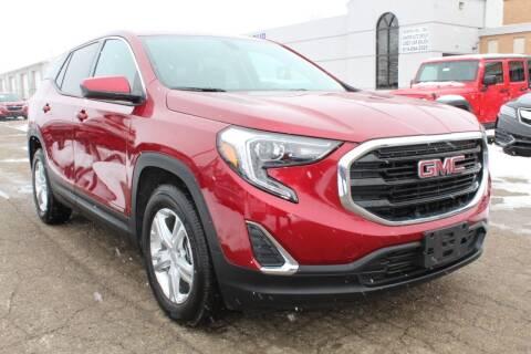 2018 GMC Terrain for sale at SHAFER AUTO GROUP in Columbus OH
