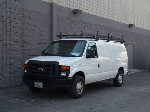 2008 Ford E-Series Cargo for sale at Gilroy Motorsports in Gilroy CA