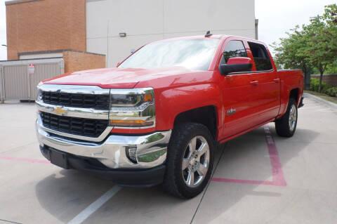 2016 Chevrolet Silverado 1500 for sale at International Auto Sales in Garland TX