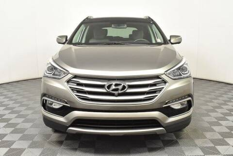 2017 Hyundai Santa Fe Sport for sale at Southern Auto Solutions - Georgia Car Finder - Southern Auto Solutions-Jim Ellis Hyundai in Marietta GA
