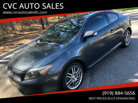 2006 Scion tC for sale at CVC AUTO SALES in Durham NC