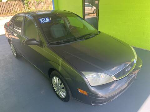 2007 Ford Focus for sale at Autos to Go of Florida in Daytona Beach FL