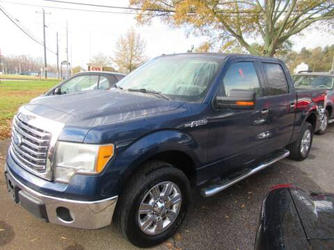 2010 Ford F-150 for sale at Dallas Auto Mart in Dallas GA