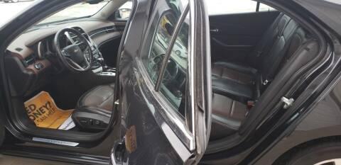 2015 Chevrolet Malibu for sale at COOPER AUTO SALES in Oneida TN