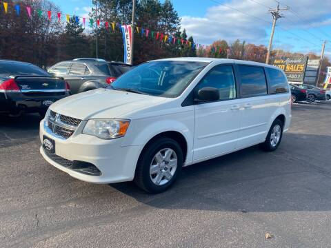 2012 Dodge Grand Caravan for sale at Affordable Auto Sales in Webster WI