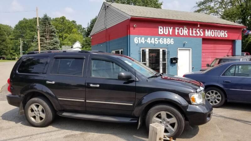 2008 Dodge Durango for sale in Columbus, OH