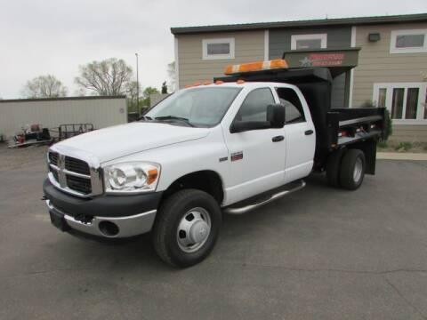 2009 Dodge Ram Chassis 3500 for sale at NorthStar Truck Sales in St Cloud MN