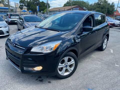 2014 Ford Escape for sale at CHECK  AUTO INC. in Tampa FL