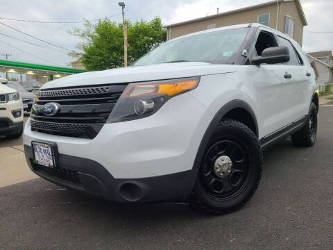 2015 Ford Explorer for sale at Express Auto Mall in Totowa NJ