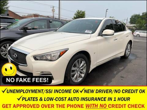 2015 Infiniti Q50 for sale at AUTOFYND in Elmont NY