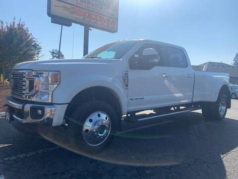 2020 Ford F-450 Super Duty for sale at South Commercial Auto Sales in Salem OR