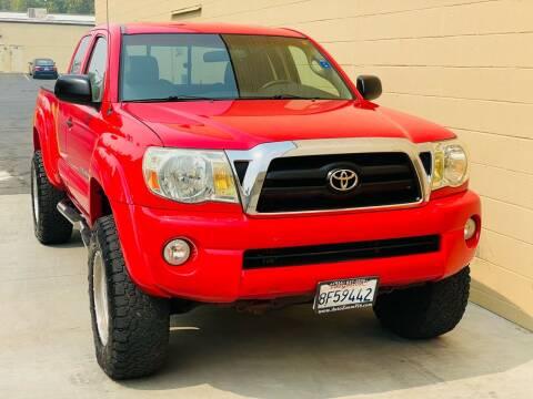 2007 Toyota Tacoma for sale at Auto Zoom 916 Rancho Cordova in Rancho Cordova CA