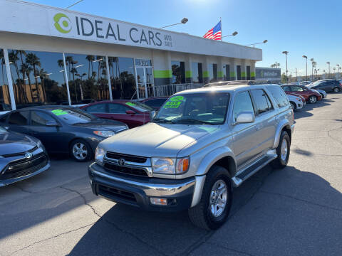 2002 Toyota 4Runner for sale at Ideal Cars in Mesa AZ