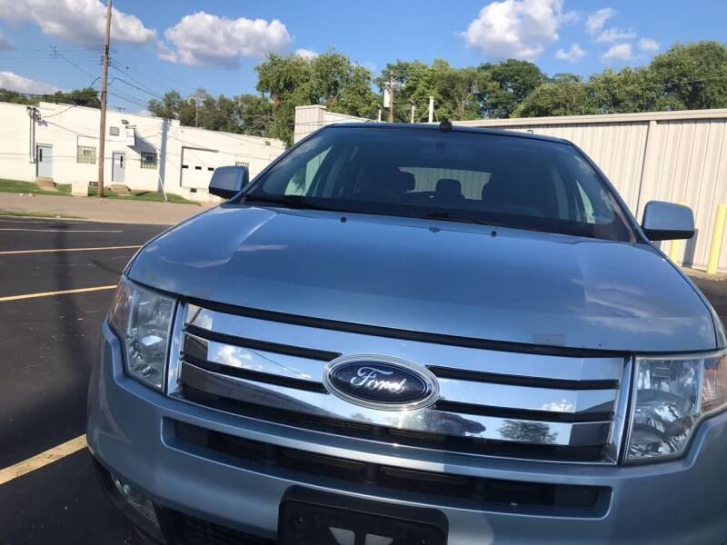 2008 Ford Edge for sale at Car Kings in Cincinnati OH