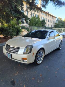2005 Cadillac CTS for sale at RICKIES AUTO, LLC. in Portland OR
